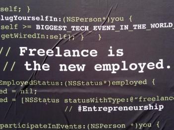 Freelance is the new employed V2